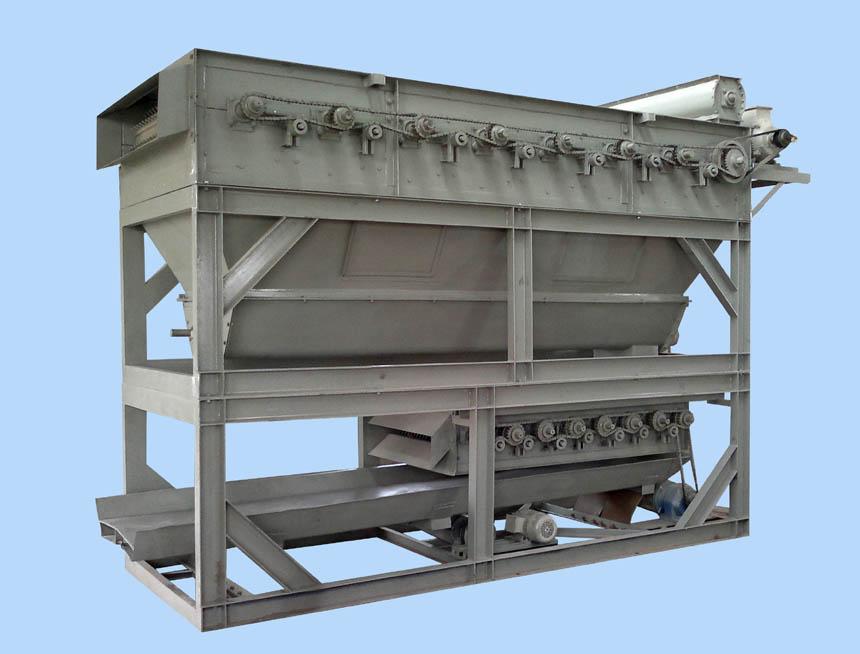 Linter Cleaner Machine